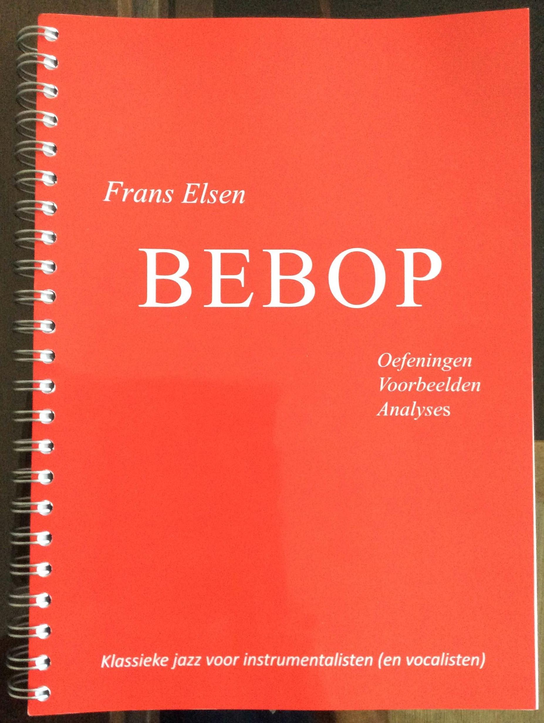 Foto bebop boek